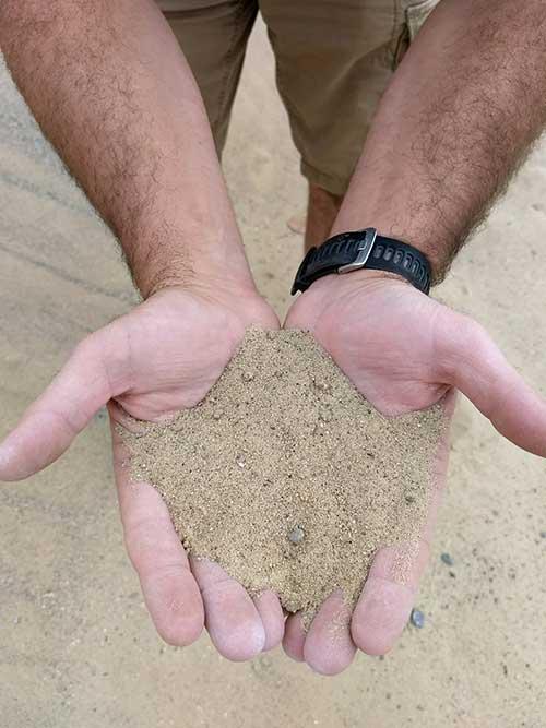 play-sand
